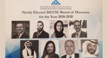 The MECSC Board Of Directors Election Results 28 October 2018