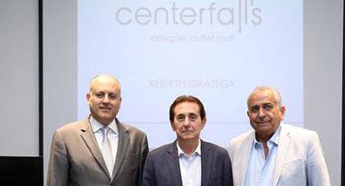 Relaunching Plan of Centerfalls