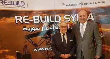 Re-Build Syria Conference
